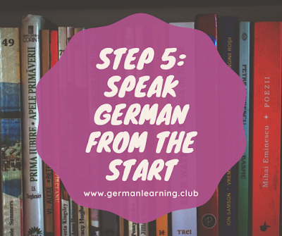 How to Learn German by Yourself - 3 easy solo steps to Learn German