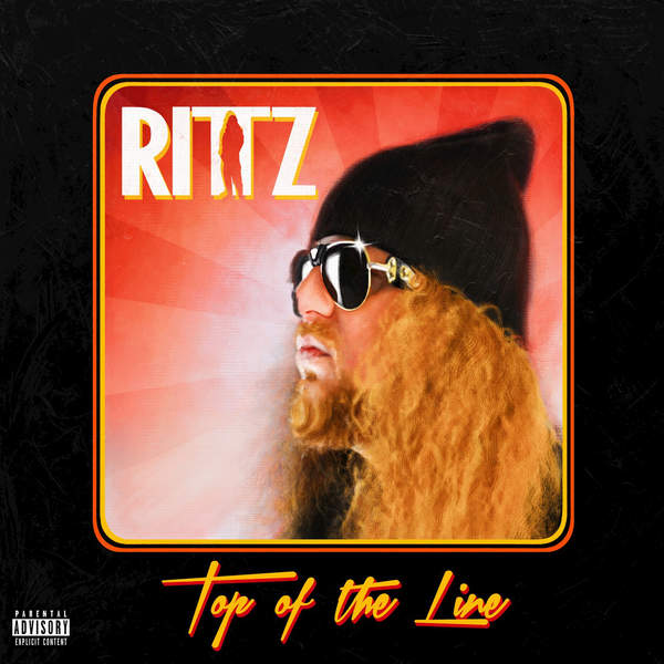 Rittz - Top of the Line (Deluxe Edition) Cover