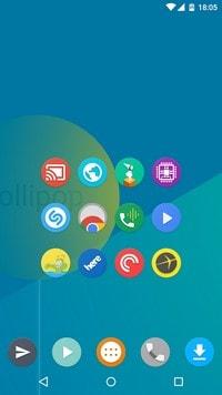 Kiwi UI Icon Pack full apk