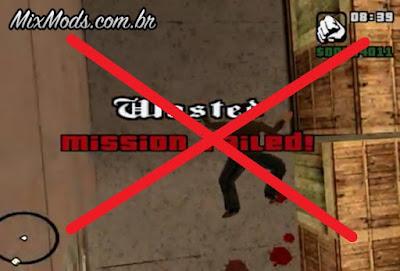 abort mission cleo mod