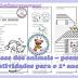 ATIVIDADES DE ALFABETIZAÇÃO 1º  E 2º ANO - AMOR AOS ANIMAIS