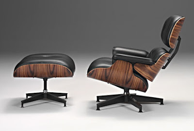 Above: The Eames Lounge Chair And Ottoman Is Part Of The Permanent  Collection Of The Museum Of Modern Art, New York.