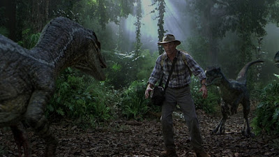 Jurassic Park 3 na AMC