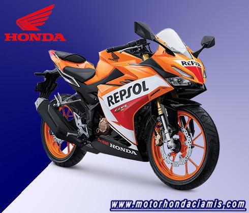 Brosur Motor Honda CBR 150 Ciamis