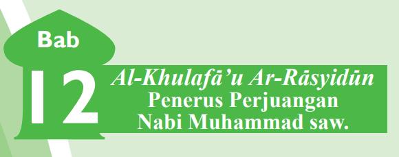 Kunci Jawaban PG PAI Kelas 7 BAB 12 K13 Revisi 2016