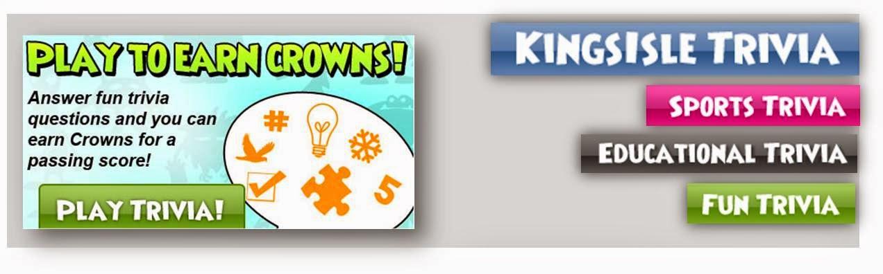 Wizard101 - Wizards Keep: KI Trivia - Free CROWNS!