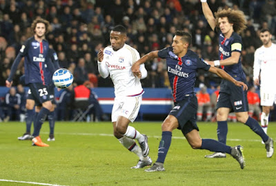 Horário jogo  PSG x Lyon pelo campeonato Francês domingo - 17/09/2017