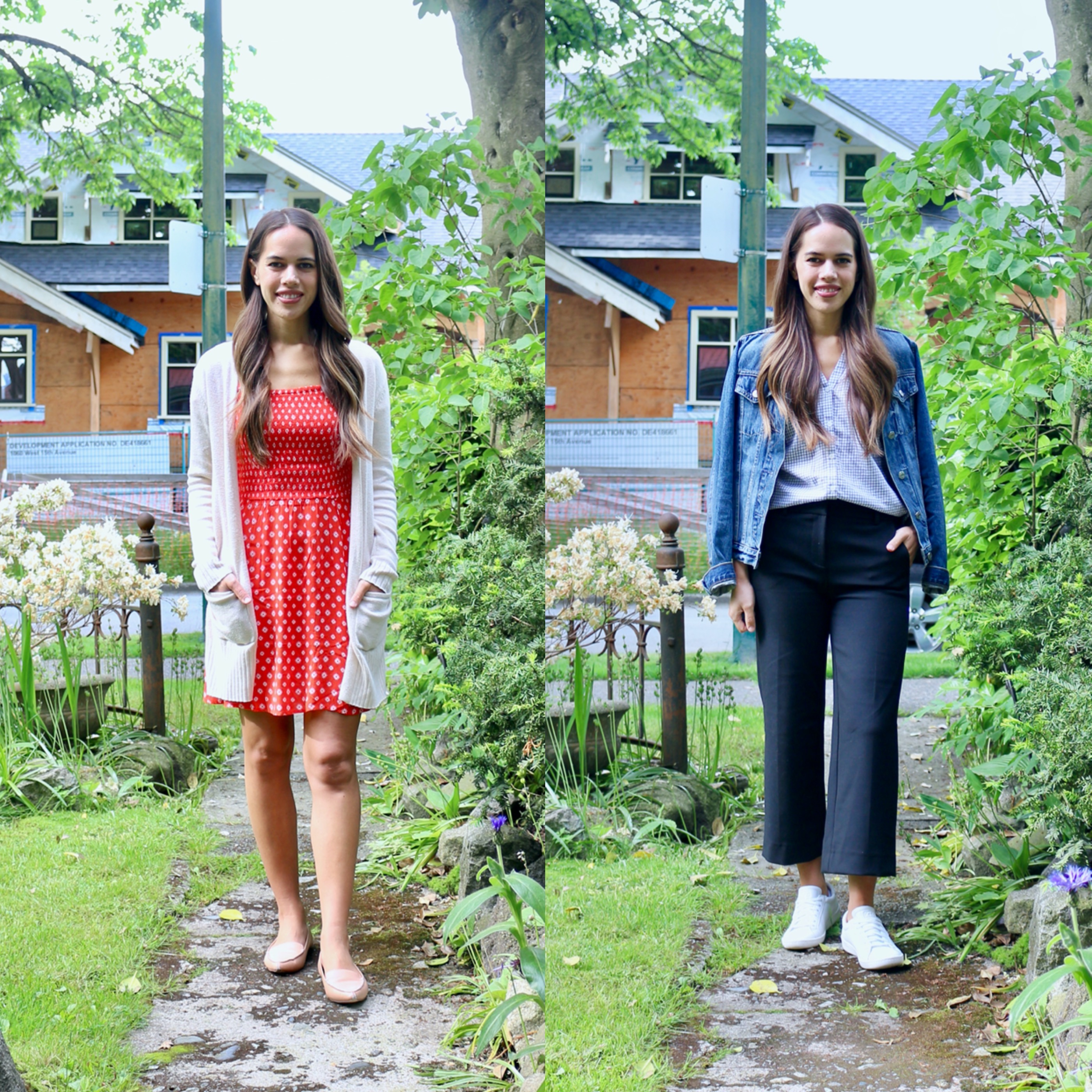 Jules in Flats - May Outfits Week 4 (Easy Work from Home Outfits)