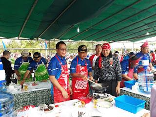 Artis Kungfu Chef Indonesia
