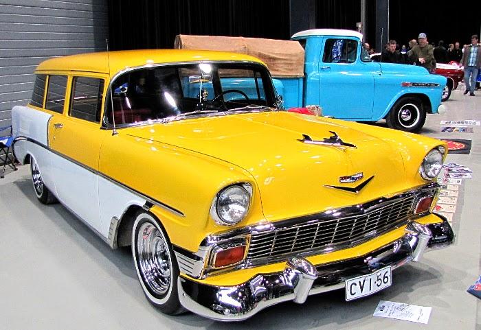 jenkkiauto american car