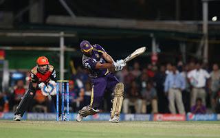Yusuf Pathan 72 - KKR vs SRH 54th Match IPL 2014 Highlights