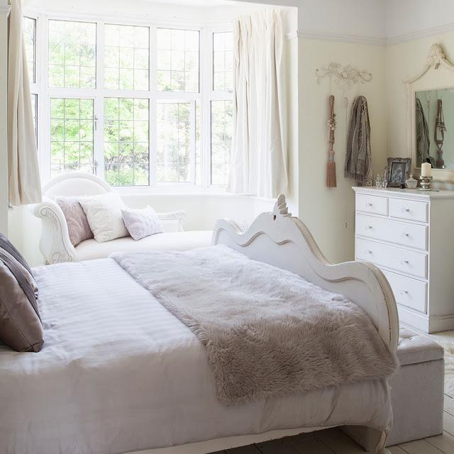 dormitor crem clasic
