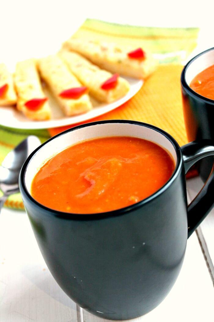 Blood Tomato Soup
