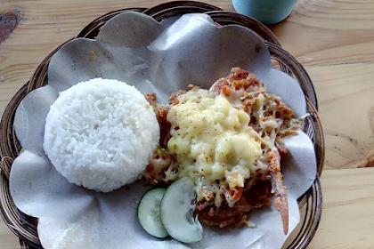 7 Ayam geprek paling laris enak dan terkenal di Indonesia