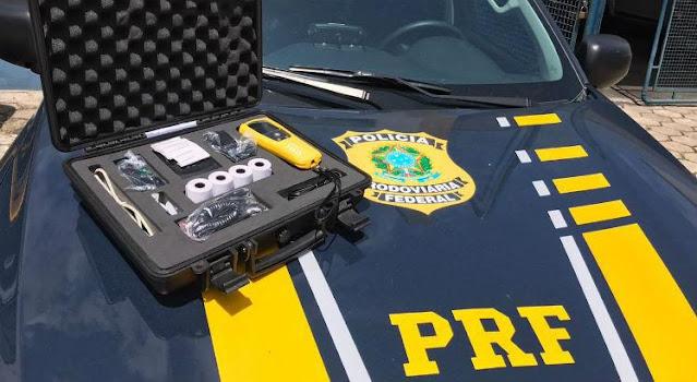 Motorista de caminhão é preso por embriaguez ao volante na BR 226 no RN