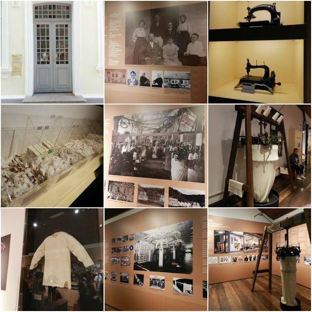 O que ver e fazer em Blumenau - SC? Museu Hering