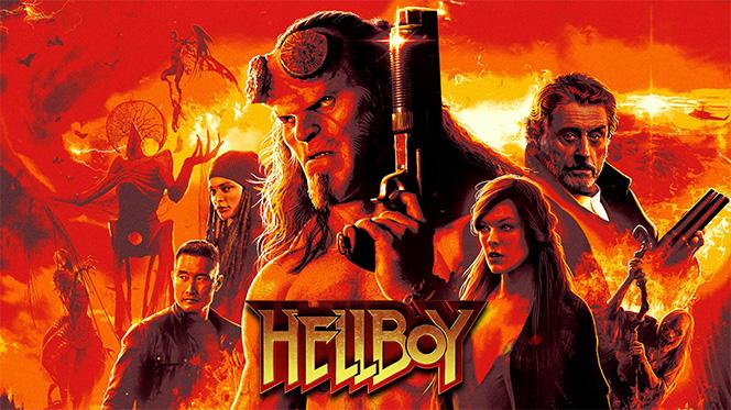 Hellboy (2019) HC HDRip 720p Latino-Ingles