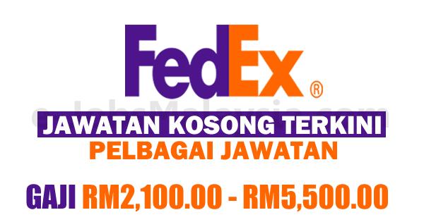FedEx Trade Networks Transport & Brokerage (M) SDN BHD