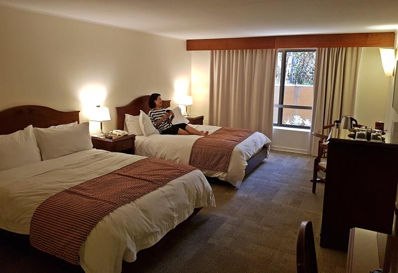 Hotel com melhor custo benefício de Santiago