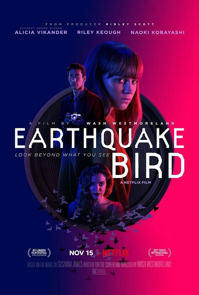 Trailer de Earthquake Bird, la película de Alicia Vikander para Netflix