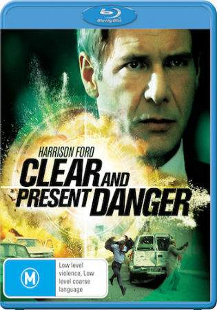 Clear And Present Danger 1994 BluRay Hindi 450MB Dual Audio 480p Watch Online Full Movie Download bolly4u