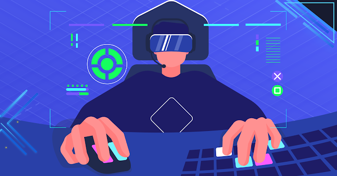 Future of gaming industry in the next 10 years | Cloud Gaming, AR and VR