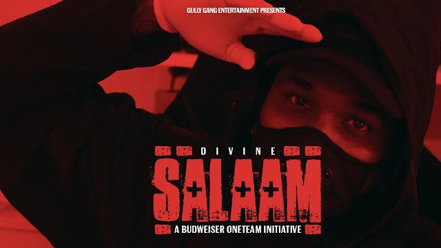 SALAAM Lyrics In Hindi & English | DIVINE | DIVINE New Hindi Rap Song
