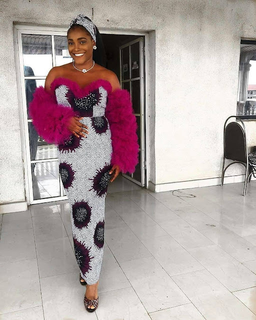 Latest aso ebi styles 2020, trendy aso ebi styles for ladies in 2020