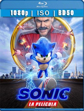 Sonic: La Película (2020) BD501080pLatino [GoogleDrive] SilvestreHD