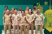 Pemdes Tanjung Ucapkan Selamat Menjalankan Ibadah Puasa Ramadhan 1442 Hijriah