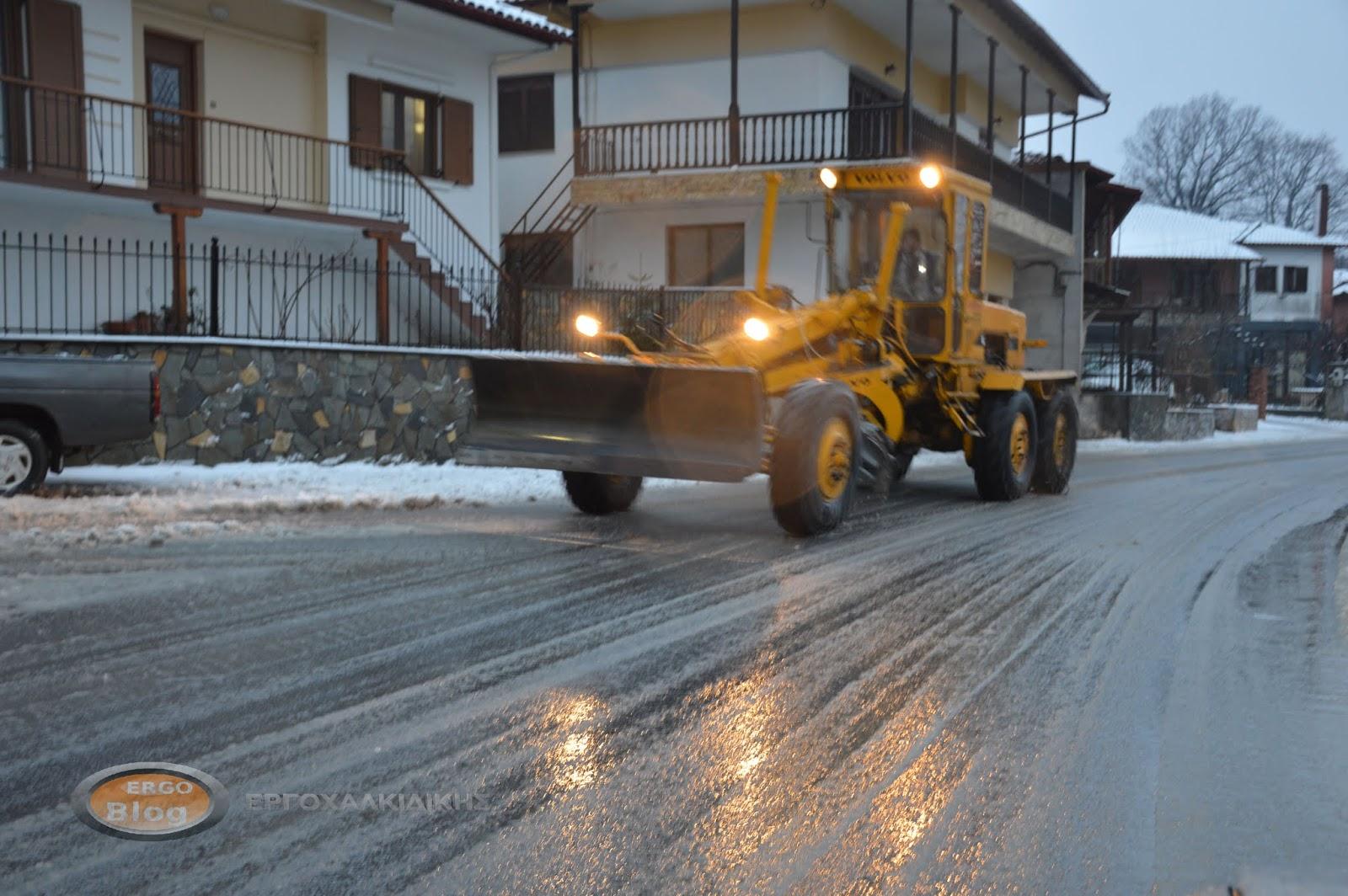 Kύμα κακοκαιρίας από την Τετάρτη- Έρχονται χιόνια