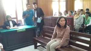 Rugikan PT. Inti Sumber Hasil Sempurna Milyaran Rupiah, Astrid Amelia Palma Jalani Sidang