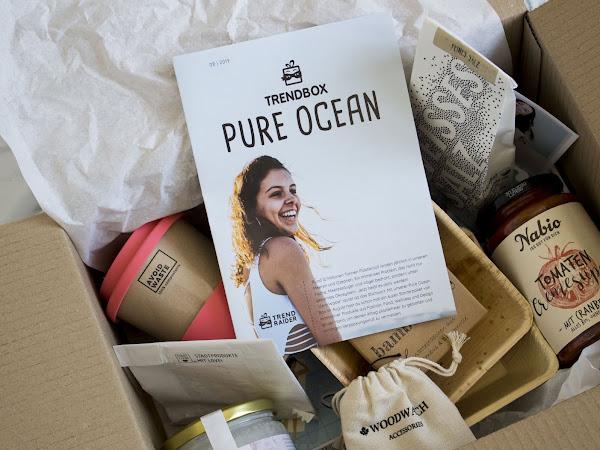 "TrendRaider Box ""Pure Ocean"""