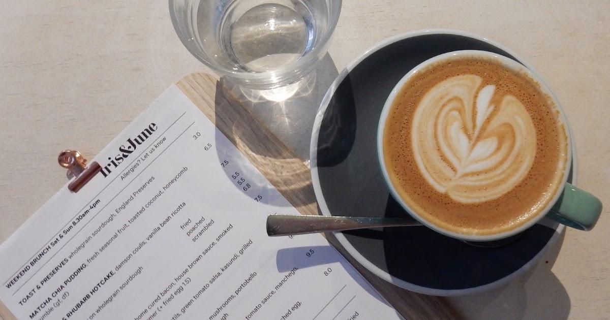 Cafe Conrad Menu