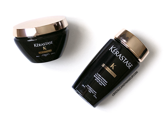 Kérastase Chronologiste Hair Care Range Review Shampoo Mask