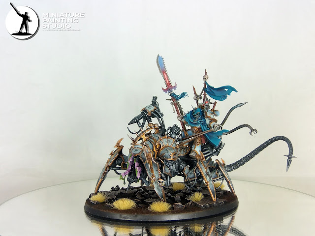 Vex Machinator warhammer 40000