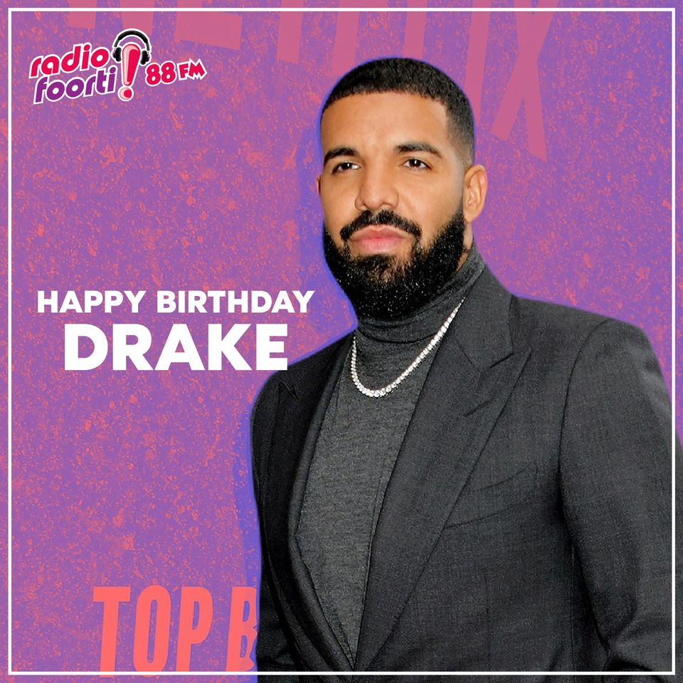 Drake's Birthday Wishes Images download