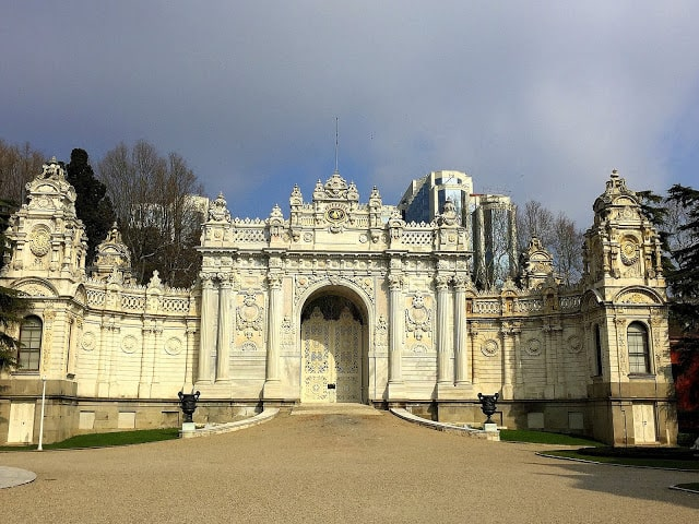 istambul dolmabahce