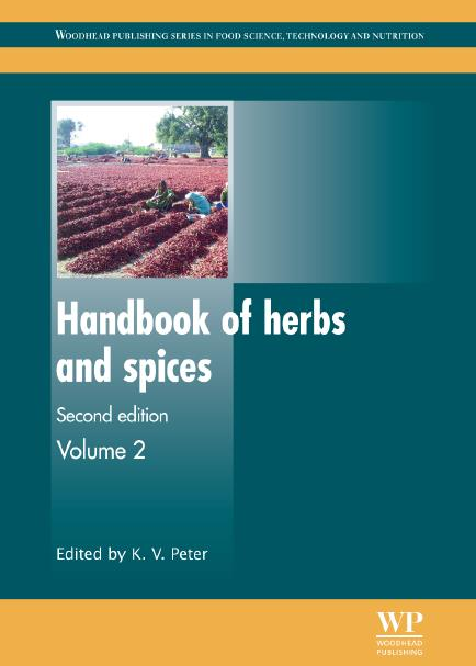 Handbook of herbs and spices, Second edition. Volume 2