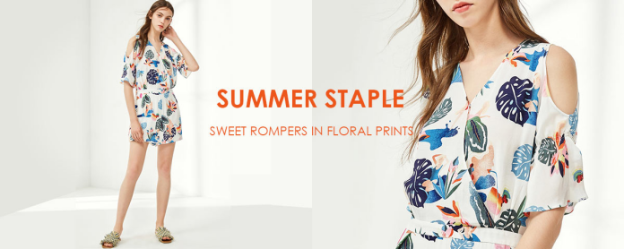 It's Romper Season!