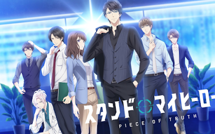 Stand My Heroes: Piece Of Truth Todos os Episódios Online