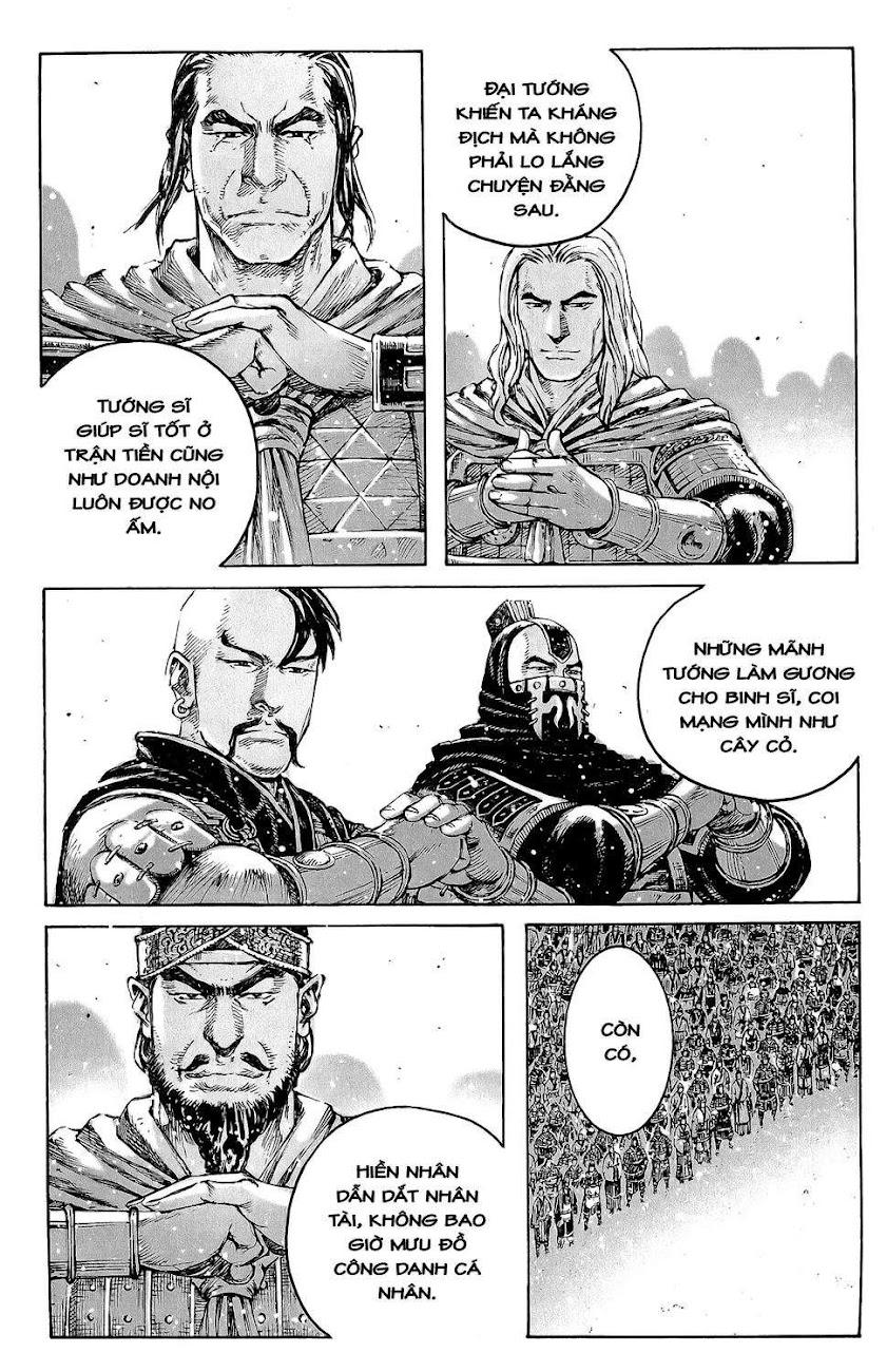Hỏa phụng liêu nguyên Chương 368: Tống biệt anh hùng [Remake] trang 9