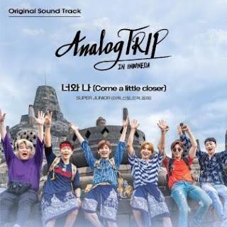 Lagu ini masih berupa single yang didistribusikan oleh label  Terjemahan Lirik Lagu Come a Little Closer - Super Junior