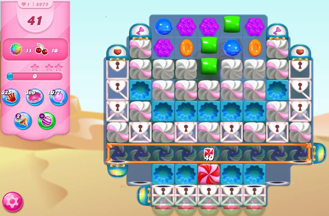 Candy Crush Saga level 8975