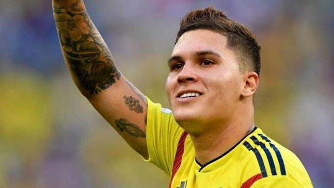 Selección Colombia confirmó su primera baja para las Eliminatorias: Juan Fernando Quintero no estará ante Perú y Argentina