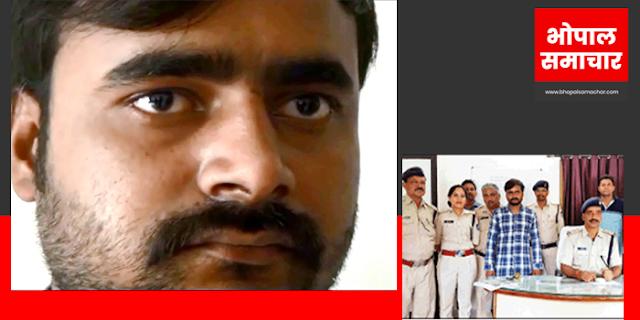 BHIND का संदीप सिंह SHAHDOL में गिरफ्तार, फर्जी मजिस्ट्रेट बनकर आया था