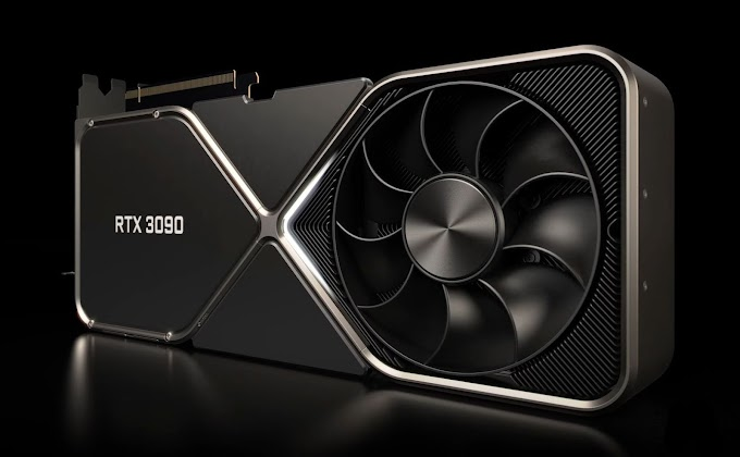 Sorteio Placa de Vídeo NVIDIA GeForce RTX 3090