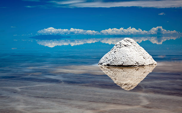 Salar de Uyuni, Sumber Garam Terbesar di Dunia