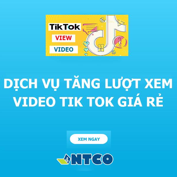 tang luot xem video tik tok