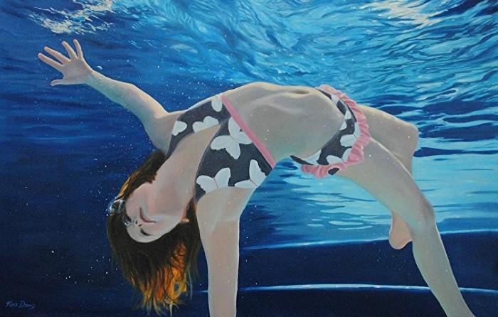 Бассейны и прибрежные воды Флориды. Kris Davis